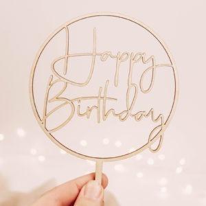 Caketopper; Frau Kopfkino; Tortenstecker; Geburtstag; Happy Birthday; feiern; Geburtstagsdekoration; Feier; Cake topper; Topper; Torte; Tortendekoration;